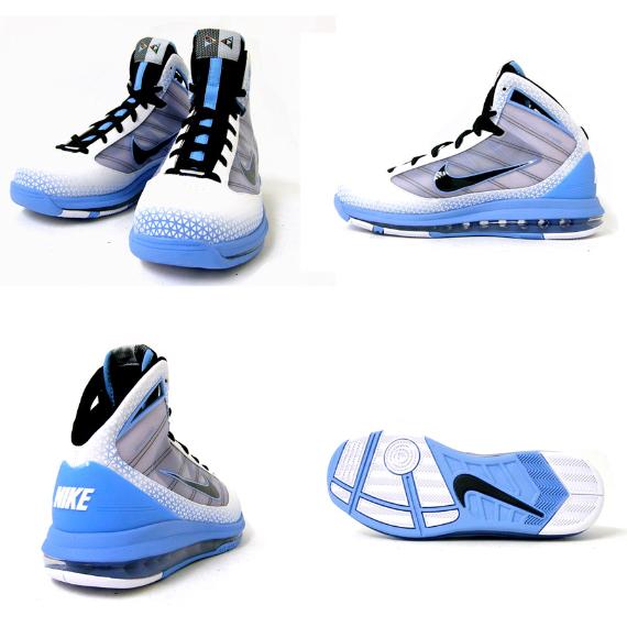 quality design a48ed 90190 Nike Air Max Hyperize POP - White   Black - University Blue