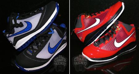 Nike Air Max LeBron VII (7) - Heroes Pack