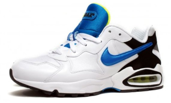 37e0522d03a5 Nike Air Max Triax 94 LE - Neptune Blue