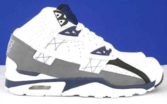 Nike Air Trainer SC - White / Navy - Black