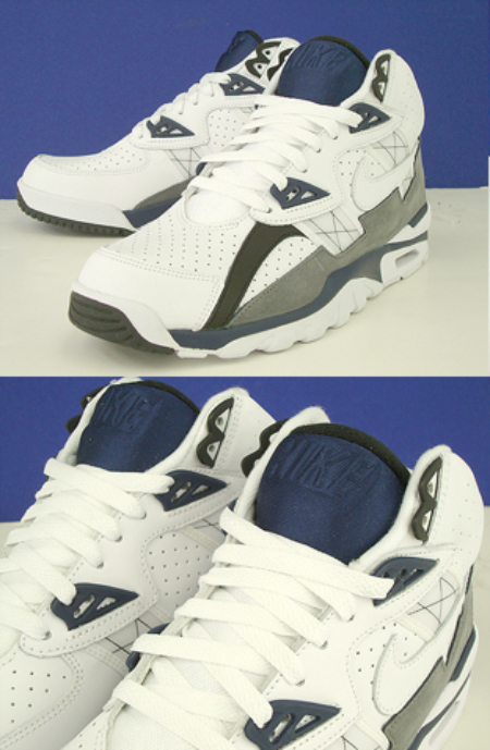 Nike Air Trainer SC - White / Navy - Black