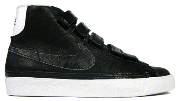 Nike Blazer AC High - Black / White