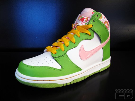 Nike Blazer & Dunk High - Strawberry Shortcake Pack