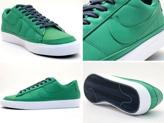 Nike Blazer Low ND – Khaki & Green