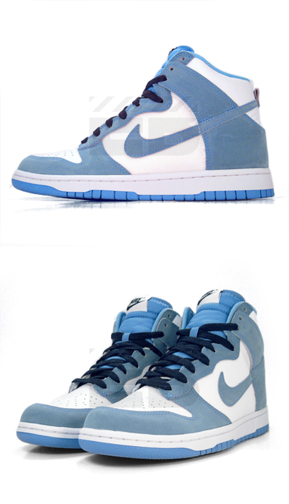 Nike Dunk High & Low - March 2010 Releases