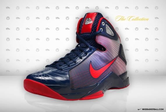 Nike Hyperdunk - Gonzaga University PE