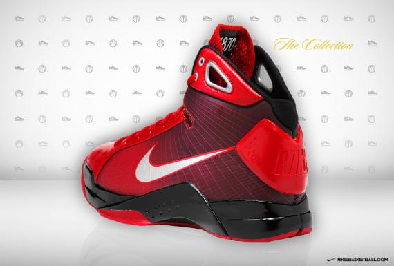 Nike Hyperdunk PE – St. John's University