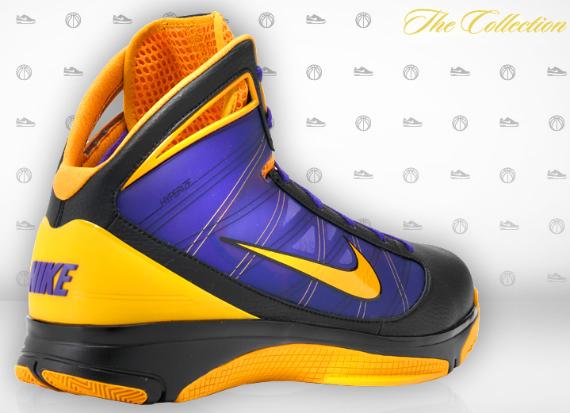 """Nike Hyperize - Derek Fisher """"Home"""" & """"Away"""" PEs"""