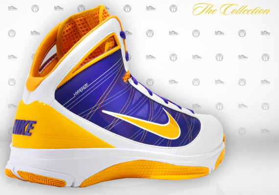 "Nike Hyperize - Derek Fisher ""Home"" & ""Away"" PEs"
