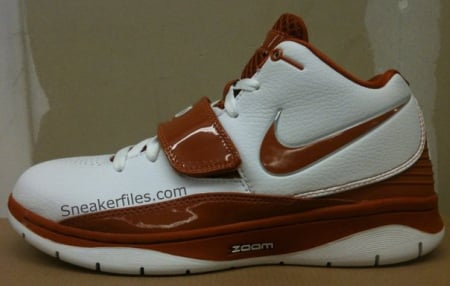 "Nike KD II (2) ""Texas"""
