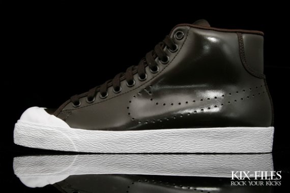 Nike Sportswear All Court Mid - Patent Leather Collection