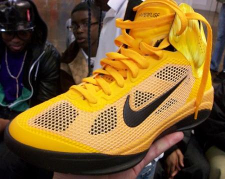 Nike Zoom Hyperfuse - Spring/Summer 2010 Samples