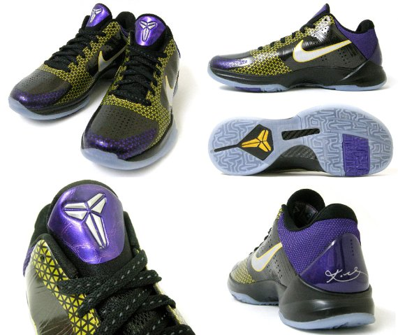 Nike Zoom Kobe V (5) - POP (Playoff Pack)