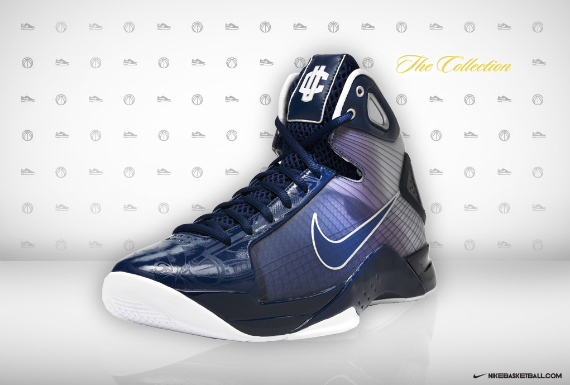 Nike Hyperdunk PE – UConn Huskies PE
