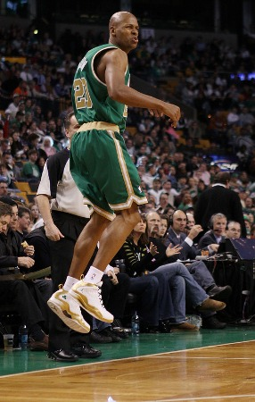 ray allen 2010. NBA+Feet%3A+Ray+Allen%27s+