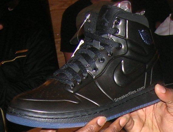 "Sneak Peek: Air Jordan I (1) Retro – ""Foamposite"""