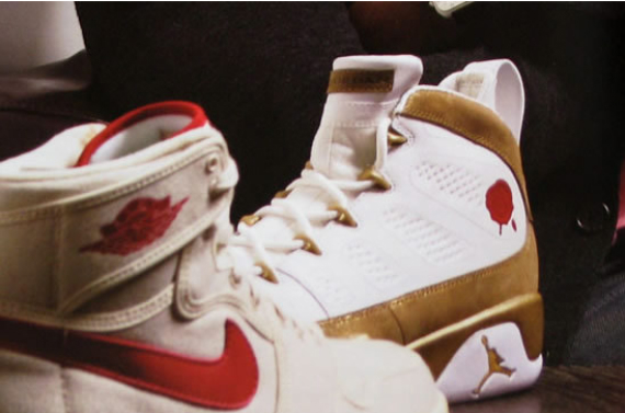 Sneak Peek: Air Jordan IX (9) Premio - BIN 23
