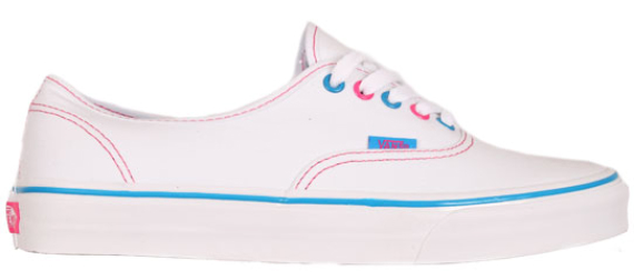 Vans Authentic - Spring 2010 Releases