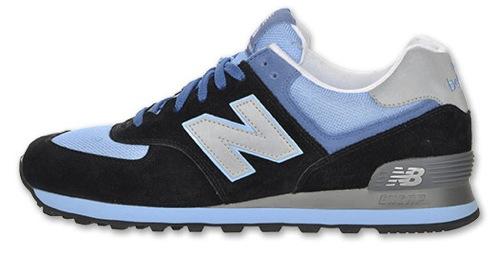 New Balance 574 - Navy Blue-Grey-Silver  7238ce85bcef