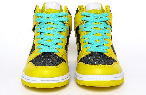 NikeDunkYellowMint2