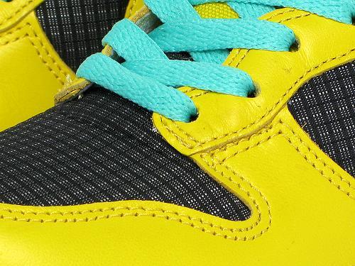 NikeDunkYellowMint4