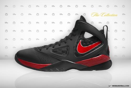 NikeHuarache2010AldridgeHomeAwayPE5