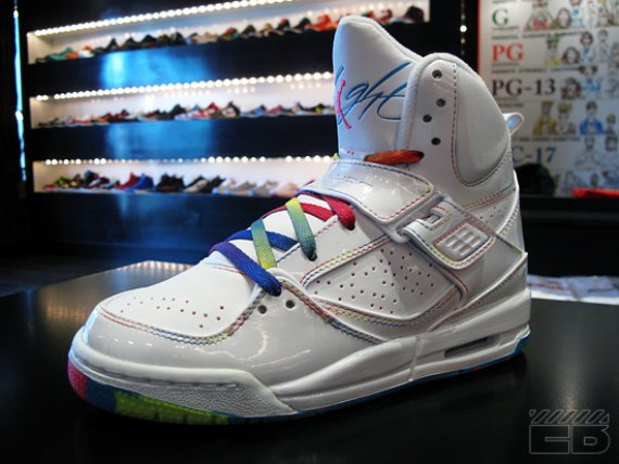 066e1247ee24 Air Jordan Flight 45 High - April 2010 Releases - Now Available ...