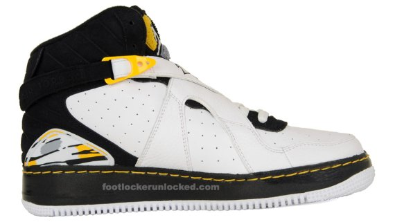 796c880ba205d3 Air Jordan Fusion VII (8) - White   Black - Varsity Maize