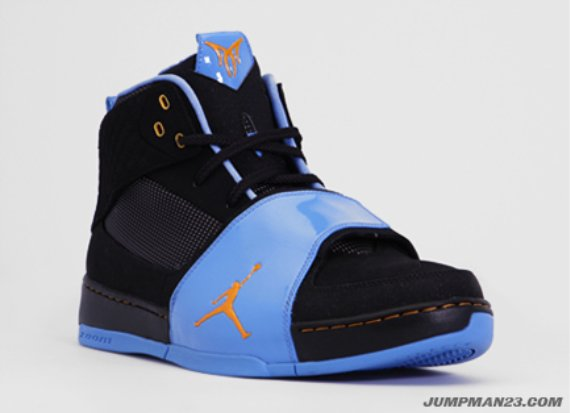Air Jordan Future Sole Melo M6 – Carmelo Anthony PEs