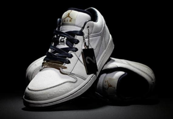Air Jordan I (1) Phat Low - Derek Jeter