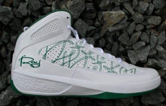 Air Jordan Icons - Ray Allen PEs
