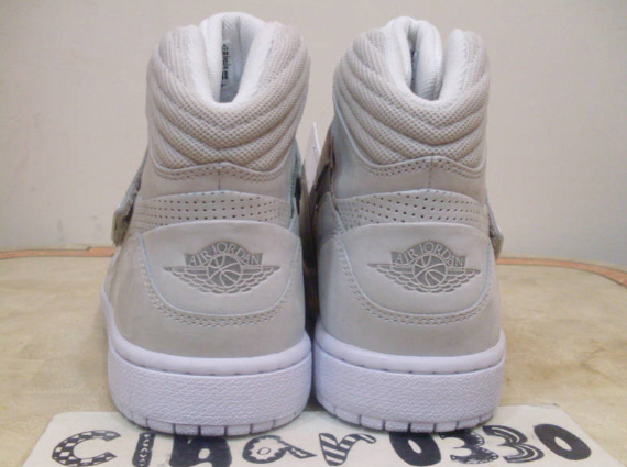 Air Jordan L'Style Advanced - Grey / White