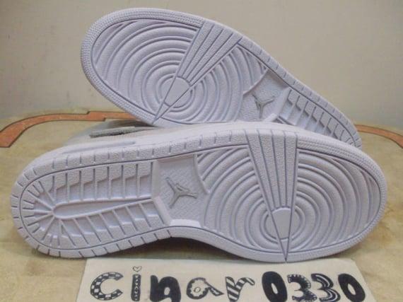 Air Jordan L'Style Advanced - Grey / White