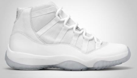 "Air Jordan XI (11) ""Silver Anniversary"" - Confirmed Release"
