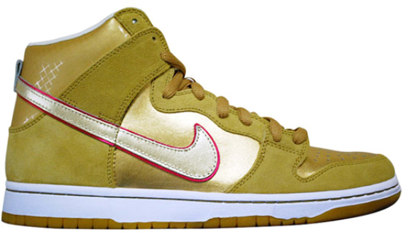 """Eric Koston x Nike Dunk SB High – """"Thailand"""""""