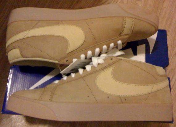 First Look: Nike Blazer SB CS