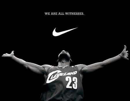 best service e40ab afd77 LeBron James Signs New Deal With Nike