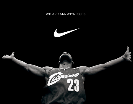 LeBron James Signs New Deal With Nike