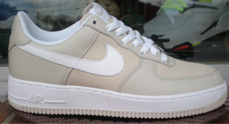 Nike Air Force 1 Low - Birch / White