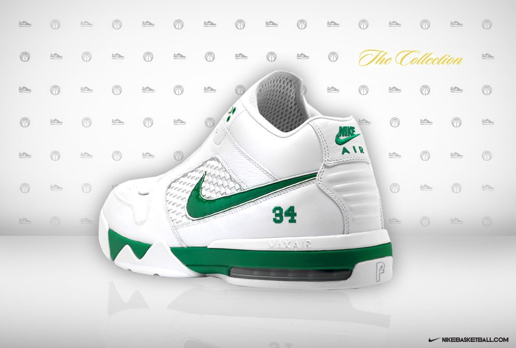 Nike Air Legacy - Paul Pierce PEs