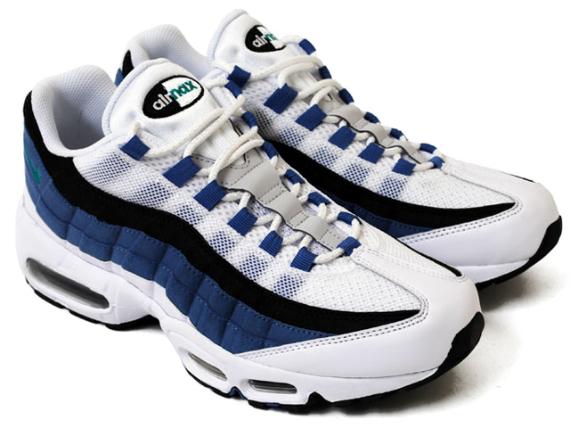 "Nike Air Max 95 ""Slate"" - 2010 Retro"