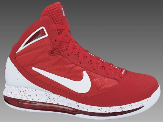 Nike Air Max Hyperize NFW (No Flywire) - Sport Red / White