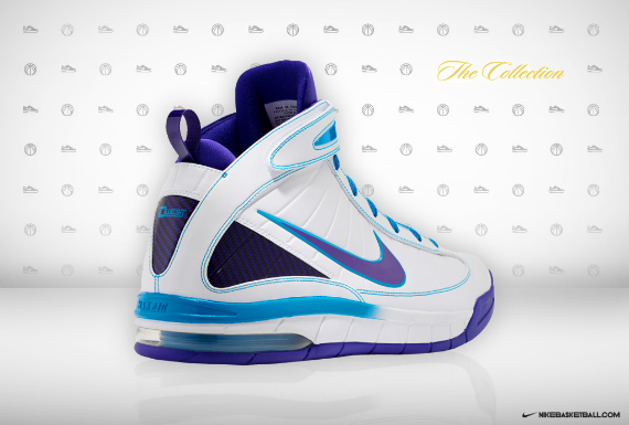 "Nike Air Max Rise - David West ""Home"" PE"