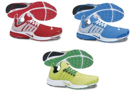 Nike Air Presto - Summer 2010 Releases  ea5b950465a8