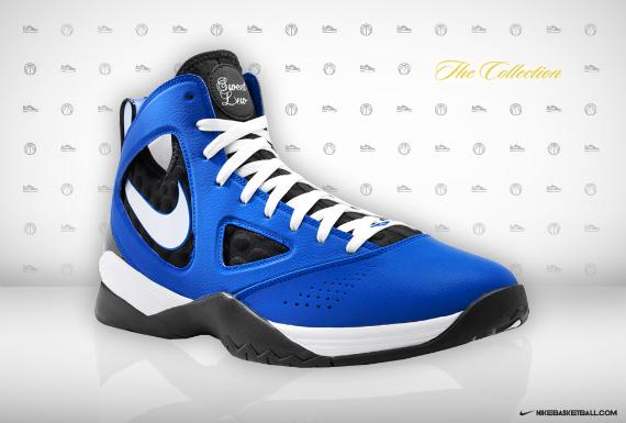 Nike Huarache 2010 - Rashard Lewis PEs