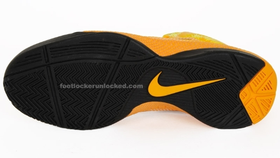 Nike Hyperfuse - Del Sol / Black