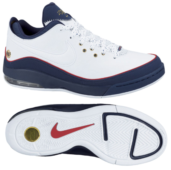Nike LeBron VII (7) Low - USA Basketball