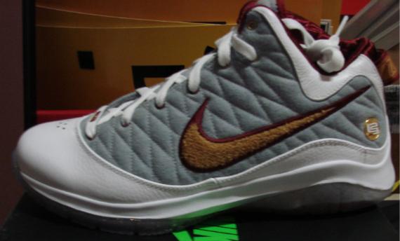 Nike LeBron VII (7) PS – MVPuppets Edition