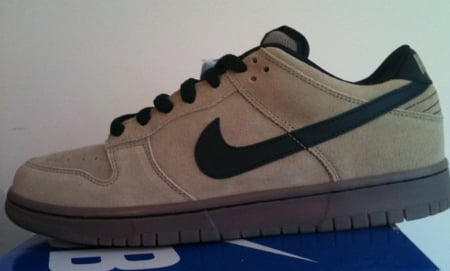Nike SB Dunk Low Sample - Wheat / Black - Brown