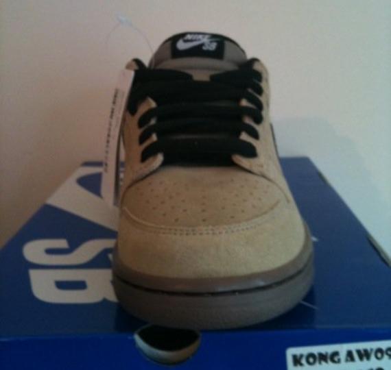 Nike SB Dunk Low Sample - Wheat / Black - Brown